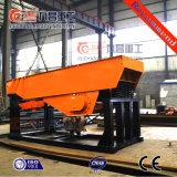 振動スクリーンのための石炭の砂のギプスの鉄の銅鉱石鉱山スクリーン機械