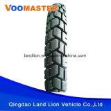 품질 보장 110/90-16를 가진 돌 패턴 기관자전차 타이어