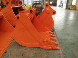 20t 1.0cmb Fabrik-direkte Hochleistungswanne/MiniExcavadora Wanne mit den Zähnen