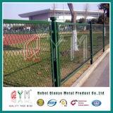 Гальванизированная загородка загородки звена цепи временно/временно загородка конструкции
