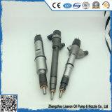 0445120357 Boschの共通の柵の燃料噴射装置0445 120 35 7のBoschの元の注入器0 Wd615_Crs-EU4のための445 120 357