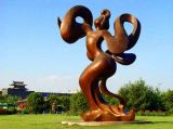 装飾の/Cityの彫像の/Gardenの彫像のための屋外の青銅色の彫像