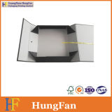 Коробка легкого пакета косметическая складная складная бумажная с логосом
