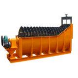 Classificateur en spirale d'équipement de séparation minérale