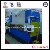 Wc67y-40X2500 Pressão hidráulica de freio e chapa de aço máquina de dobra