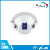 O diodo emissor de luz ilumina para baixo 10W com 5 anos de garantia