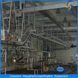 Ce Sheep Muslim Meat Processing Machine in Abattoir