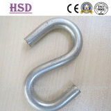 DIN 3091 Cast Thimble Rope malleabile Wire Solid Thimble