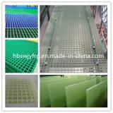 Green WalkwayのためのAnti-Corrosion GRP FRP Grating