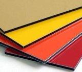 Gebruik van het Comité van het aluminium het Samengestelde voor de VoorDecoratie van de Winkel