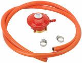 Hose (C10G59U37)를 가진 LPG Low Pressure Gas Regulator