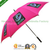 Зонтик гольфа 30 дюймов автоматический подгонянный (GOL-0030FA)