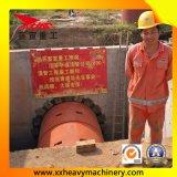 pipe de tunnels de chemin de fer de 3000mm mettant sur cric la machine