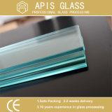 vetro Tempered di vetro della mensola dell'armadietto di esposizione di 4mm per mobilia