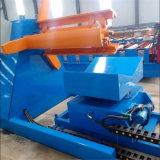 Lamiera di acciaio automatica idraulica Decoiler con il carrello