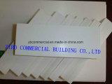Materiale da costruzione del PVC della gomma piuma della scheda del PVC della scheda di plastica bianca della scheda