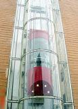 Fabrico do elevador de observação, a máquina Room-Less elevador panorâmico / Preço com a tecnologia do Japão