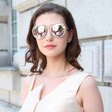 2019 Nouveaux produits marque italienne des lunettes de soleil en Chine des lunettes de soleil