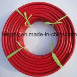 Boyau flexible de gaz de PVC et en caoutchouc