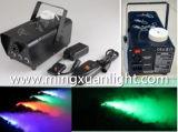 단계 3X1w LED 안개등 소형 400W LED 안개 기계