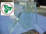 Superbe avec la glace de flotteur claire supplémentaire en verre de fer inférieur en verre