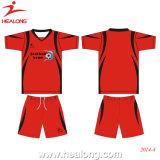Desgaste uniforme do esporte do futebol feito sob encomenda da camisola do futebol do Sublimation