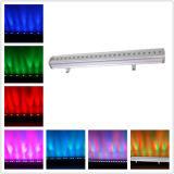La barra de luz LED RGB 24PCS IP65 LED bañador de pared