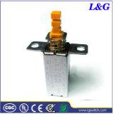 12A питания 250 В переменного тока с нажатием кнопки включения и выключения зажигания для увлажнитель воздуха