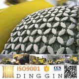 Corrente da proteção do pneu do carregador da roda do Forklift para a venda