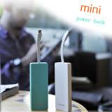 Banco de alimentação/ Fonte de alimentação Bateria/3000mAh Mini Mobile Backup Power (HY-XM02)