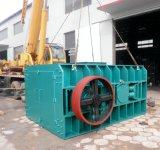 Máquina machacante de piedra dura del rodillo doble con alta calidad