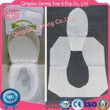 Eco-Friendly 1/2 dobrar papel descartável capas de banco de toucador