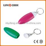 De medische Doos Keychain van de Pil van de Doos van de Pil van de Gift van de Bevordering Capsule Gevormde Mini