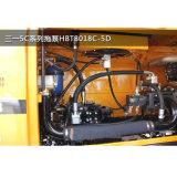 Sany Hbt8018c-5s 85m3/H para motores diesel da bomba do reboque para venda em Dubai Russa Malásia Indonésia