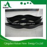 Haisanは高密度ポリエチレンの地上安定Geocellを提供する