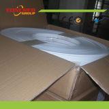 Bordure foncée de meubles en plastique de PVC