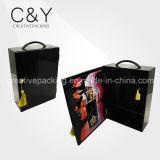 Luxus kundenspezifischer lackierter hölzerner Duftstoff-Kasten