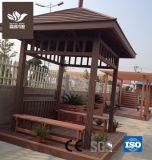 WPC Pavilion com Quatro Cantos
