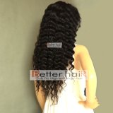L'Amérique Hair Boutique fournisseur 2017 Hot Sale vague d'Ananas Full Lace Wig