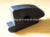 Sicherer Gummitür-Stopper. Sicherheits-Tür