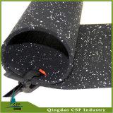 Анти- половой коврик резины гимнастики Crossfit выскальзования