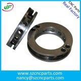 Kundenspezifisches Metallmaschinell bearbeitendrehende Aluminium-CNC-Teile, CNC maschinelle Bearbeitung