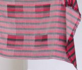 sciarpa della tintura del filato di poliestere 100%Superfine