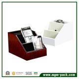 Venta caliente personalizada de escritorio de oficina de madera Organizador