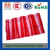Matériaux de construction : tôle d'acier pour les toitures en prix Compertitive
