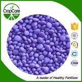 Fabricación NPK 20-0-20 el 100% soluble en agua, granular