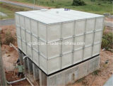 Energia da economia de GRP SMC e tanque de proteção do tanque de armazenamento SMC do ambiente