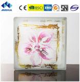 Jinghua artístico de alta calidad P-19 de la pintura de ladrillo y bloque de vidrio