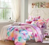 寝具は100%年の綿の寝具ラインを寝具セットセットする