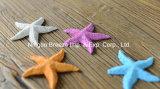Decoração dos Starfish da resina da HOME do Natal do vintage